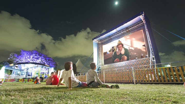 christmas movies in the park outdoor movies brisbane christmas cinema series south bank - Christmas Movies For Free