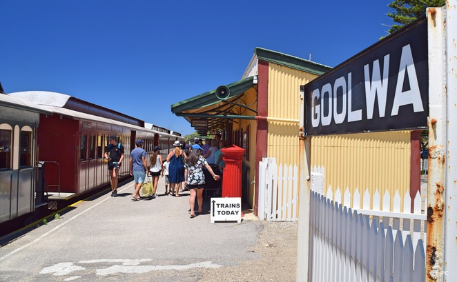 Cockle Train, Steamranger, Goolwa Railway Station, Victor Harbor Railway Station, Bashams Beach, Encounter Bikeway, Port Victor, Things to do At Goolwa