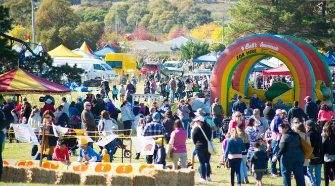 collector village pumpkin festival, collector, near canberra, pumkins, kids, children, family friendly, whats on, things to do, festivals, NSW, ACT,