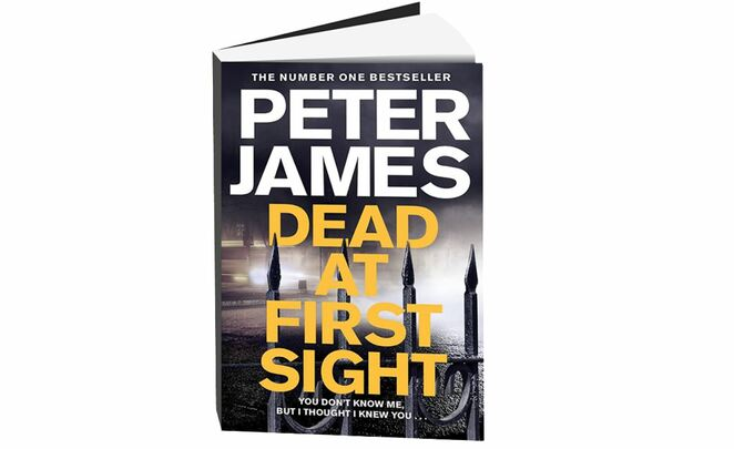 Dead at first sight book Peter James