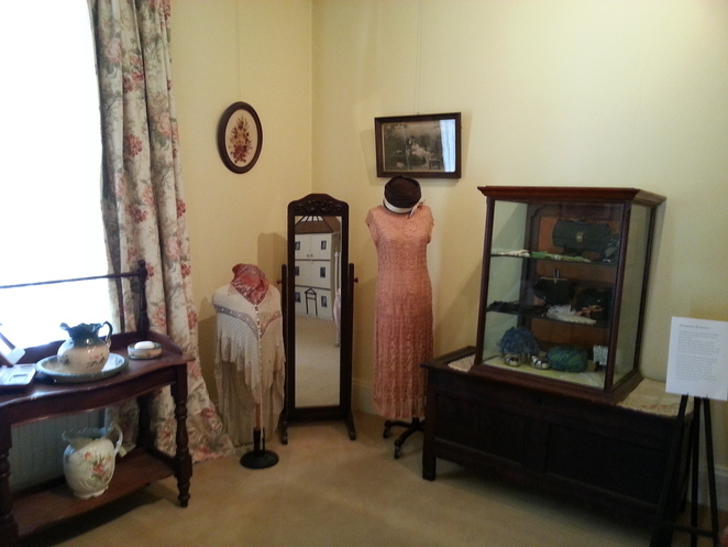 One of the displays at Laurel Lodge - Heritage Hill Museum & Historic Gardens