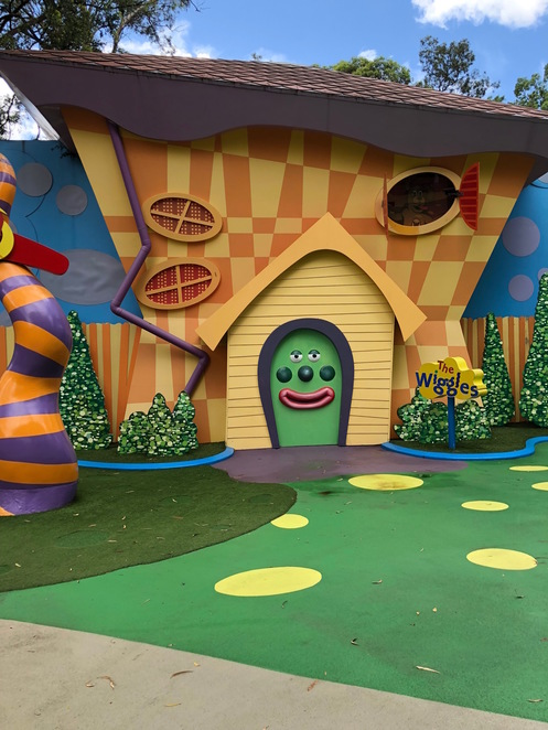 Dreamworld, Gold Coast, things to do Gold Coast, Gold Coast with young children, ABC Kids World Dreamworld, Wiggles World Dreamworldm