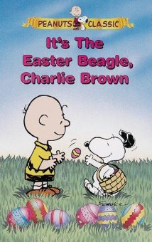 Its the Easter ~ Beagle Charlie Brown
