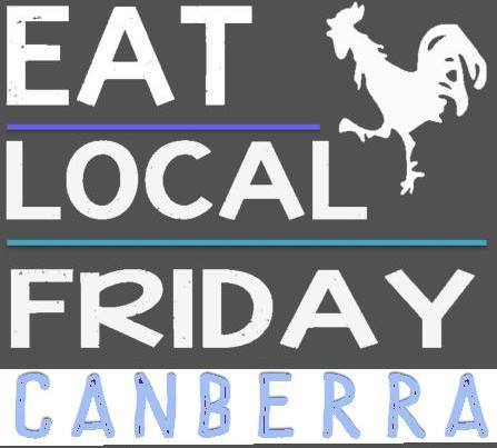eat local friday, eat local movement, canberra, growers markets, organic markets,