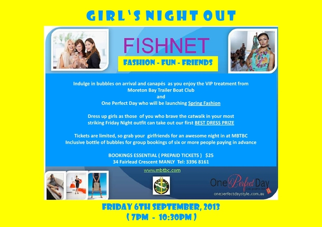 Fashion show; Friday; September; Girls; Manly