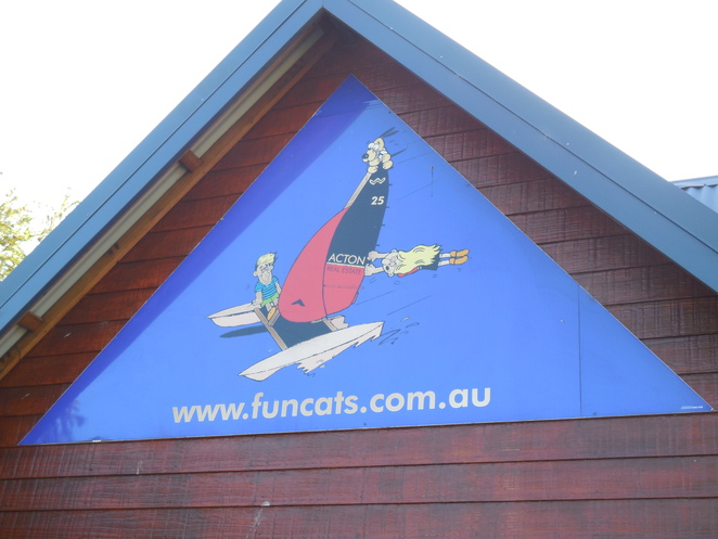 Funcats Watersports hire on the Swan River
