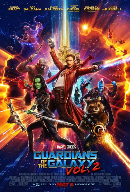 guardians, galaxy, poster, marvel