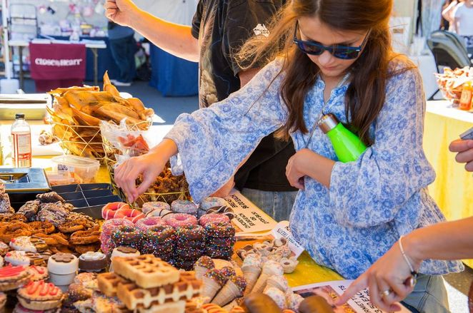 Henley Square Market, Henley Square, market, henley beach, henley, adelaide, market stalls, food, food choices