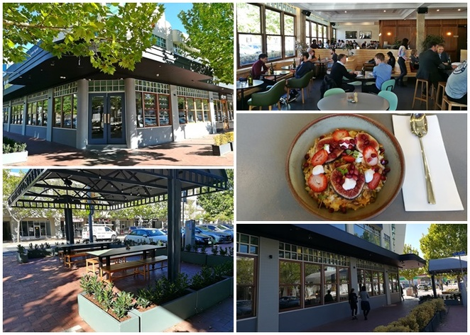 highroad, dickson, cafe, woolley street, breakfast, lunch, dinner, ona coffee, best coffee in canberra, cupping room, ACT,