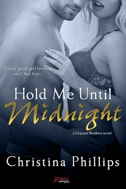 Hold Me Until Midnight, romance novel, Entangled Brazen, erotic romance, Brazen romance