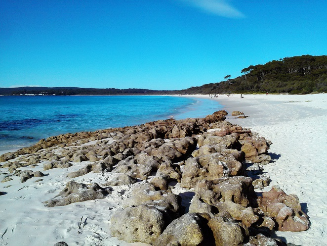 hyams beach, huskisson, south coast, NSW, nowra, jervis bay, road trip from canberra, beaches, whitest sand in the world,