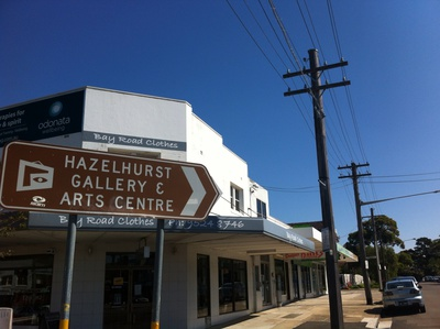 The Gallery Cafe is just five-minute walk from Gymea Railway Station