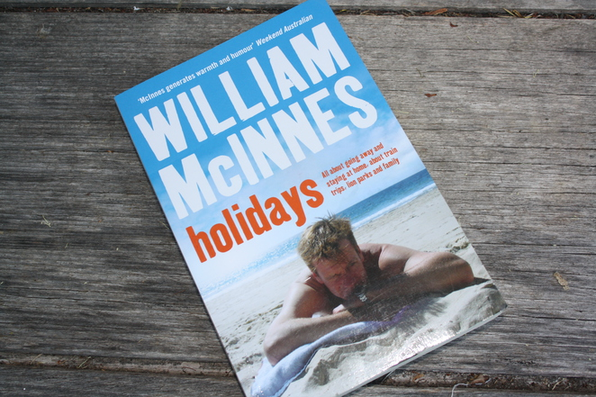 Holidays by William McInnes