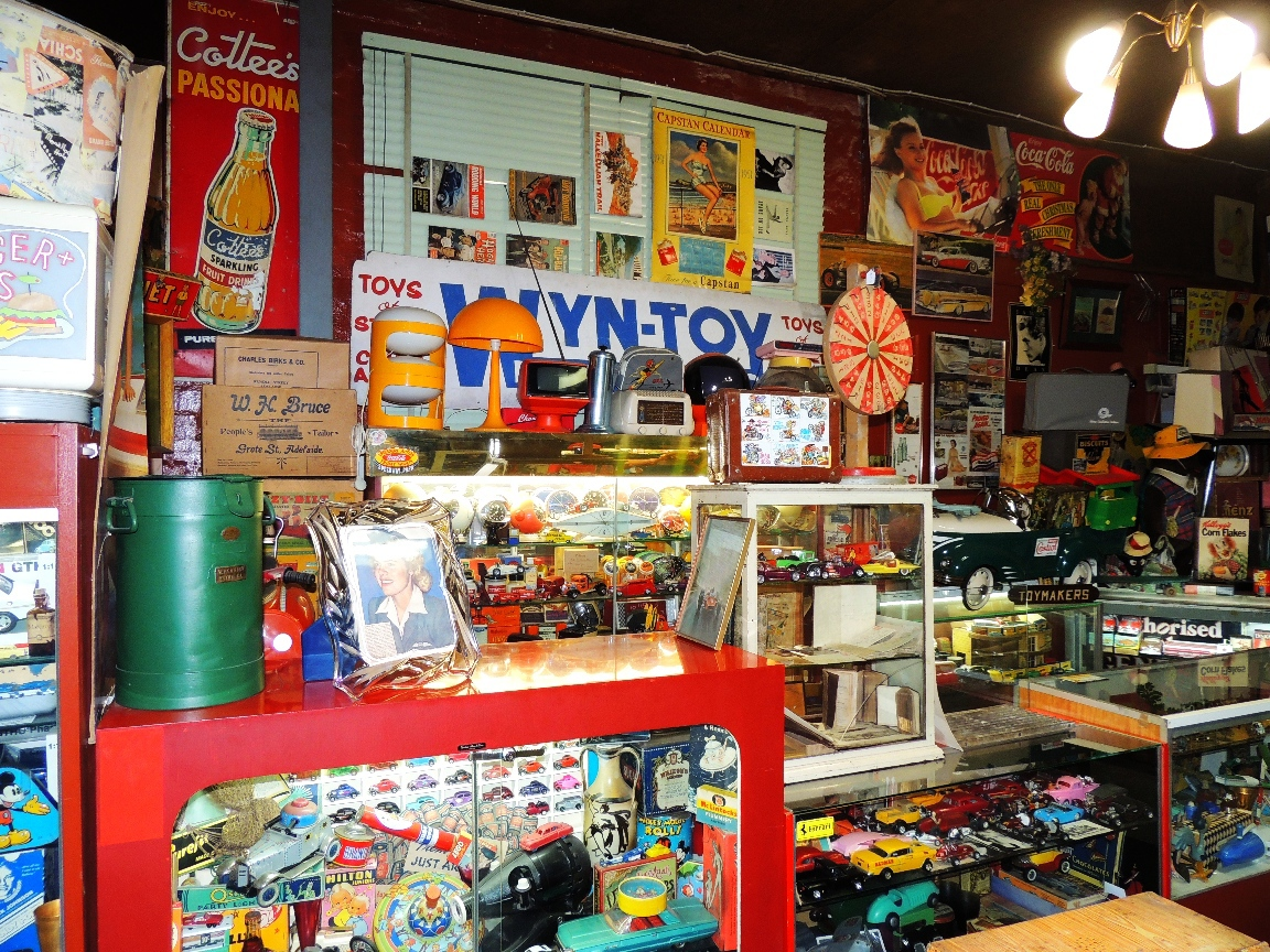Where is the Best Antique Store in Adelaide?