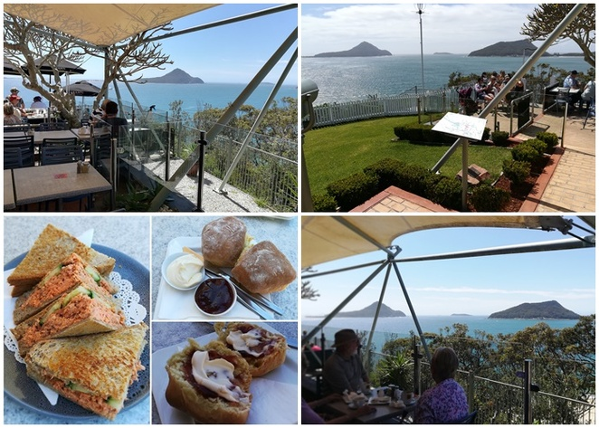 inner light tearooms, nelson bay, shoal bay, cafes with views, scones, nelson bay lighthouse, cottage, mothers day, events, lunch, ideas, 2019, NSW, port stephens, best cafes in nelson bay, best views, lookout,