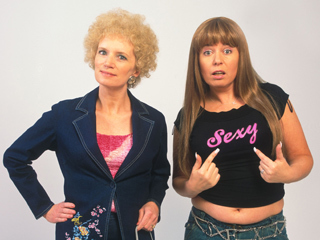 Kath & Kim, Kath, Kim, Sexy, Australia, Australian, Aussie, London, England, Live, Kath & Kim Live, Da Kath & Kim Code, Uncut, Comedy, Live Comedy, DVD, Special, DVD Special, TV Special, TV, TV Show, Franchise, Television, Television Special, A Current Affair, ACA, Toast Festival, Wine, Wine Tasting, BBC, Gina Riley, Jane Turner, Australian News, News, Television News, TV News, Fountain Lakes, Melbourne, Look At Me, Look At Moi, Muffin Top, Bumsters, Drinking, Funny, Stand Up, Stand Up Comedy, Laugh, Laugh Out Loud, Giggle, Da Vinci Code, Live In London