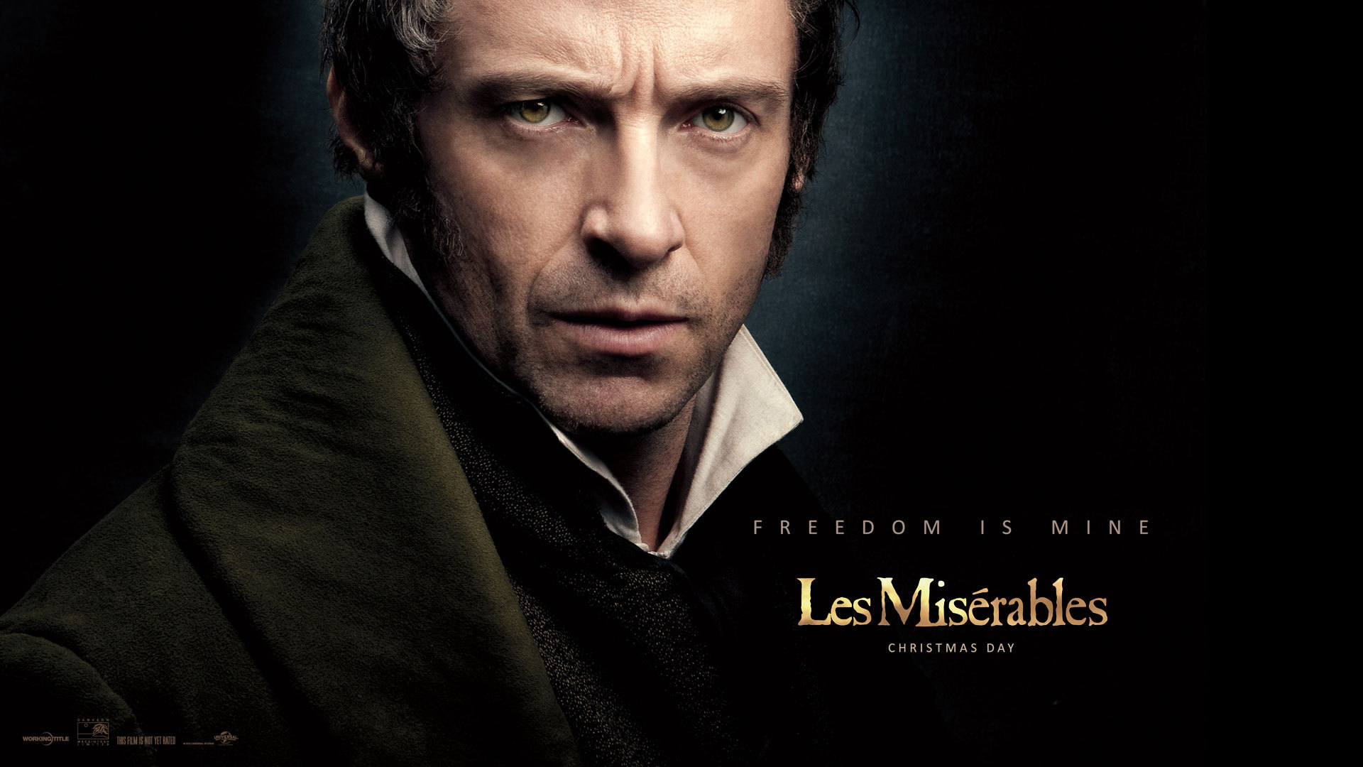 a film review on les misérables Disclaimer 1: i love musicals disclaimer 2: the novel les misérables is one of my all-time favorite books that said, this movie is flat-out incredible after a.