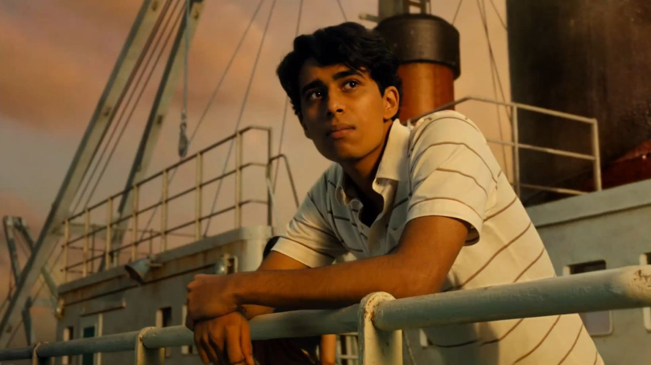 Life of pi film review everywhere by praneel lal for Life of pi characterization