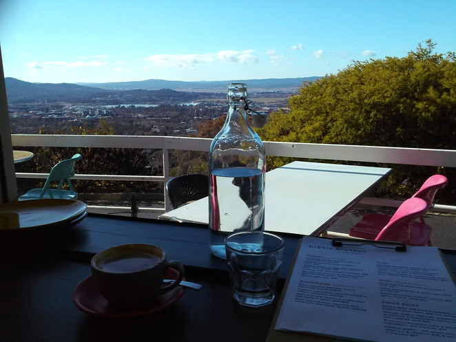 Little Brother cafe, Red Hill, Canberra