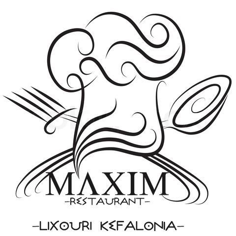 maxim restaurant sign
