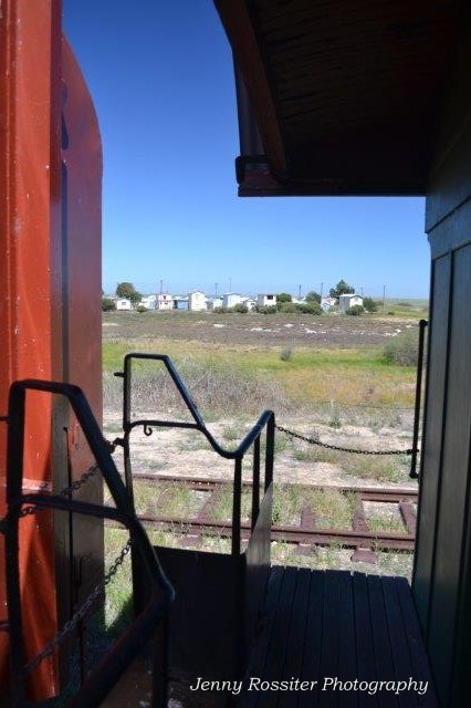 Milang Historic Shacks from the Railway Carriages
