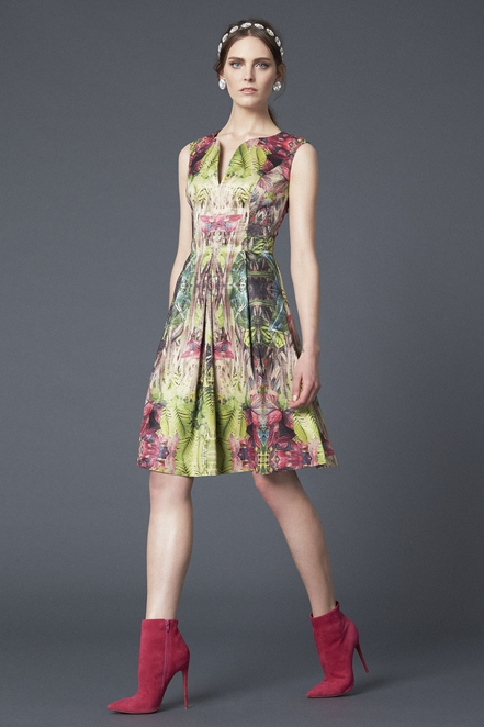 moss spy melbourne cup dress