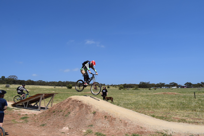 mountain bike jumps sydney - photo#2