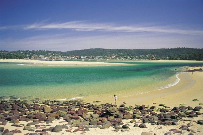 NSW Best Beaches, Best beaches in NSW, Merimbula