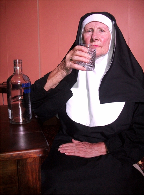 nuns convent Hail Mary Old Mill Theatre play comedy stage performance performing arts South Perth