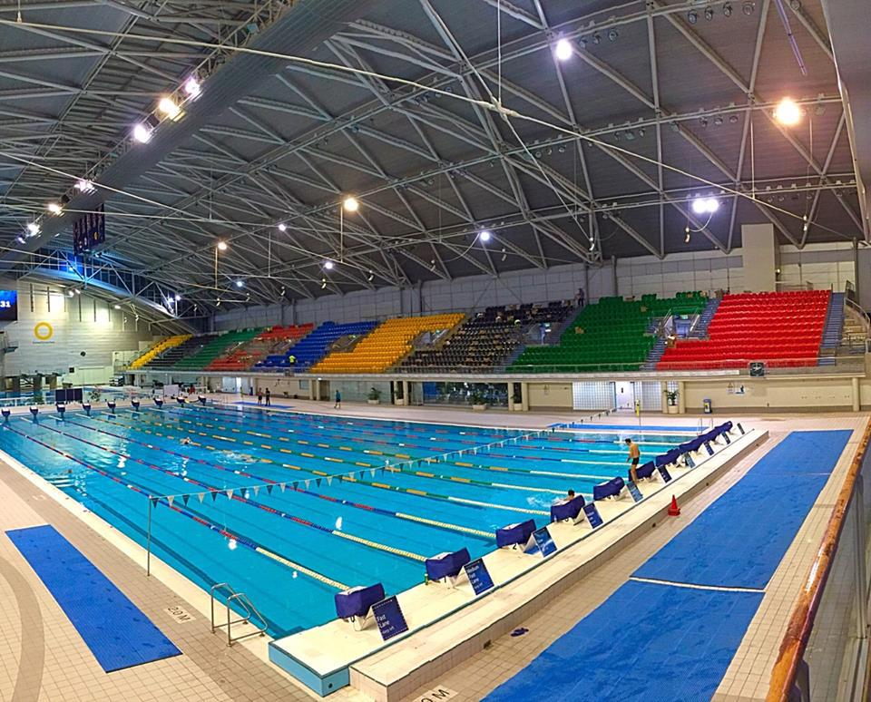 Discover sydney 39 s olympic swimming pools sydney for Olympic swimming pool pictures