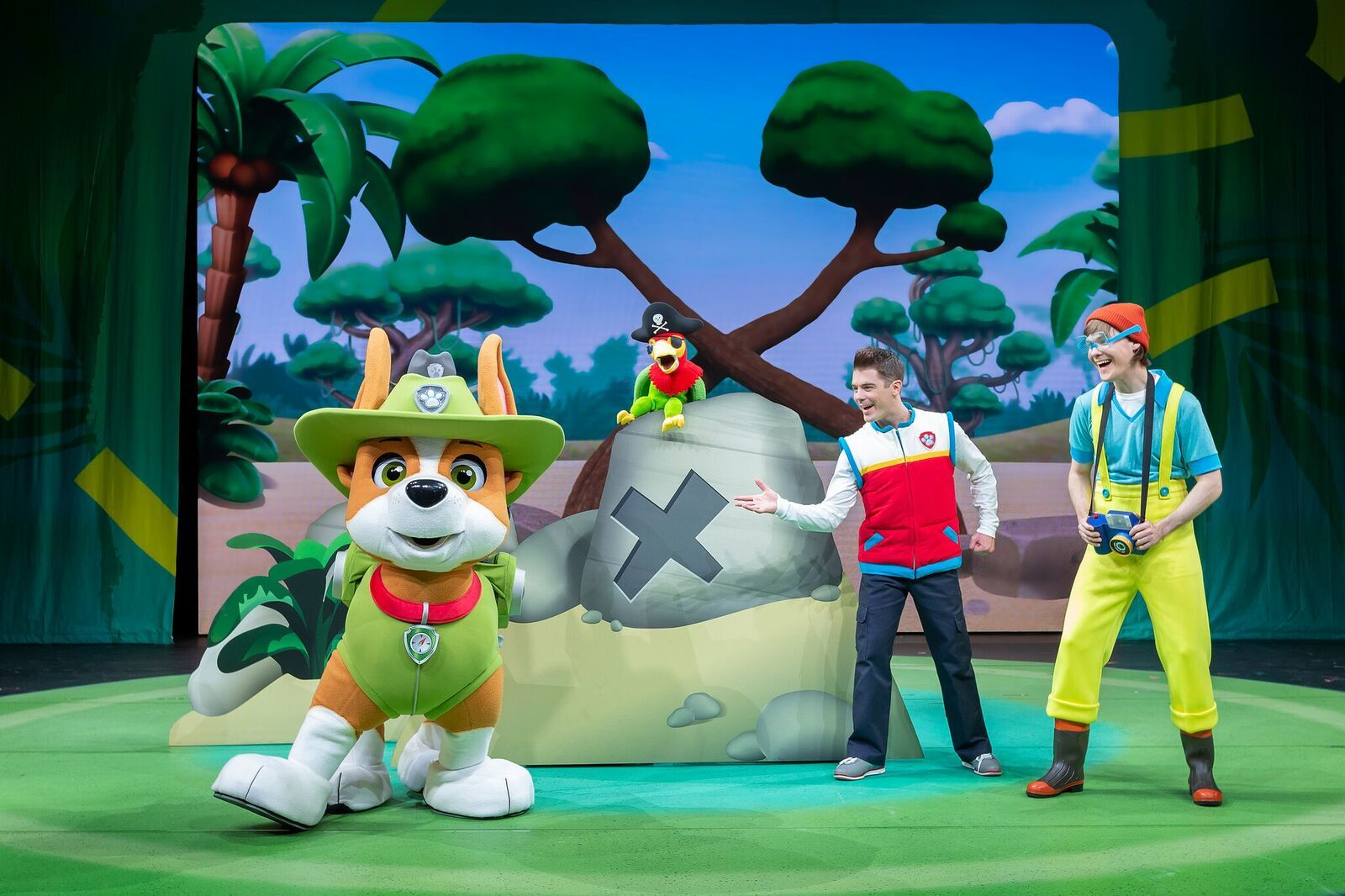 PAW Patrol Live! The Great Pirate Adventure - Melbourne