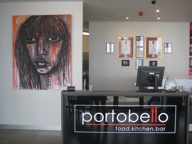 Portobello food kitchen bar restaurant cafe