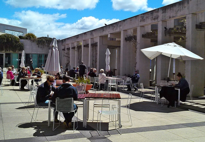 queens terrace cafe, parliament house, canberra, things to do, ACT, cafe,