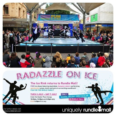 Radazzle on Ice