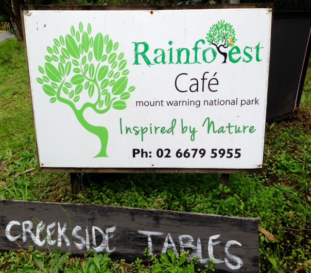 Rainforest Cafe, Gluten free and vegan, Mt Warning, organic food, healthy food, gluten free meals, wedding venue, party venue, caters for groups, Uki, subtropical rainforest, Lyrebird track, hike, Wollumbin Creek, Wollumbin National