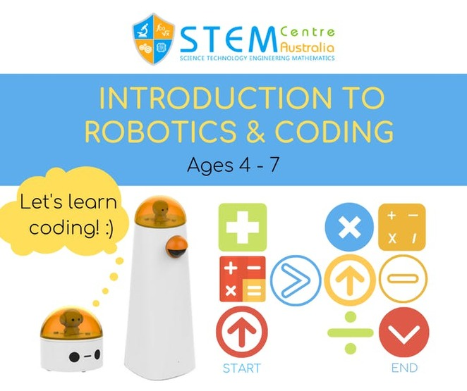 robotics, coding, walkerville, technology, learning, ages 4 - 7, free educational event