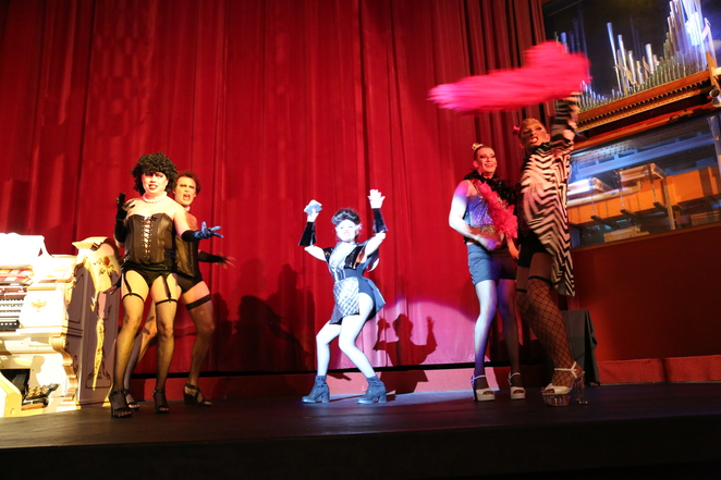 Rocky Horror Picture Show Returns to The Capri Theatre
