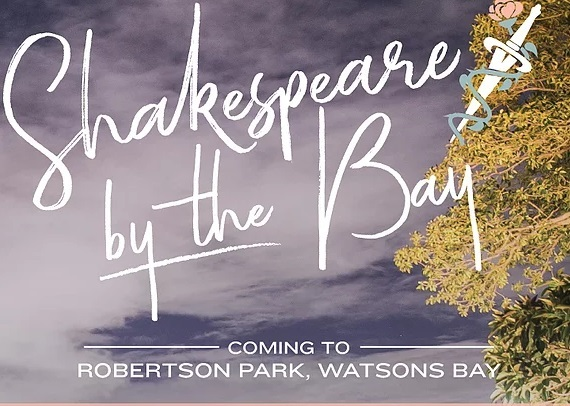 Bard on the Beach Watson Bay, The life and death of King John, The Comedy of Errors.