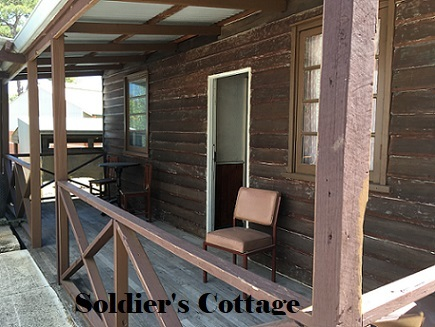 soliders cottage, group settlement, heritage listed, free, museum, organisation