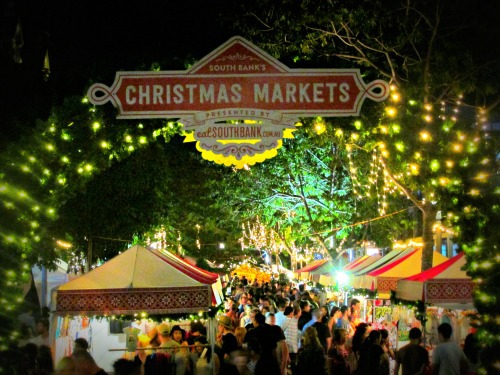 Southbank Christmas Markets