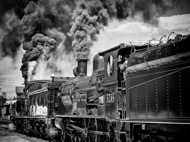 Steam,train,ride