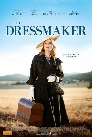 The Dressmaker, movie, Kate Winslet, Australia, cinema, drama, comedy