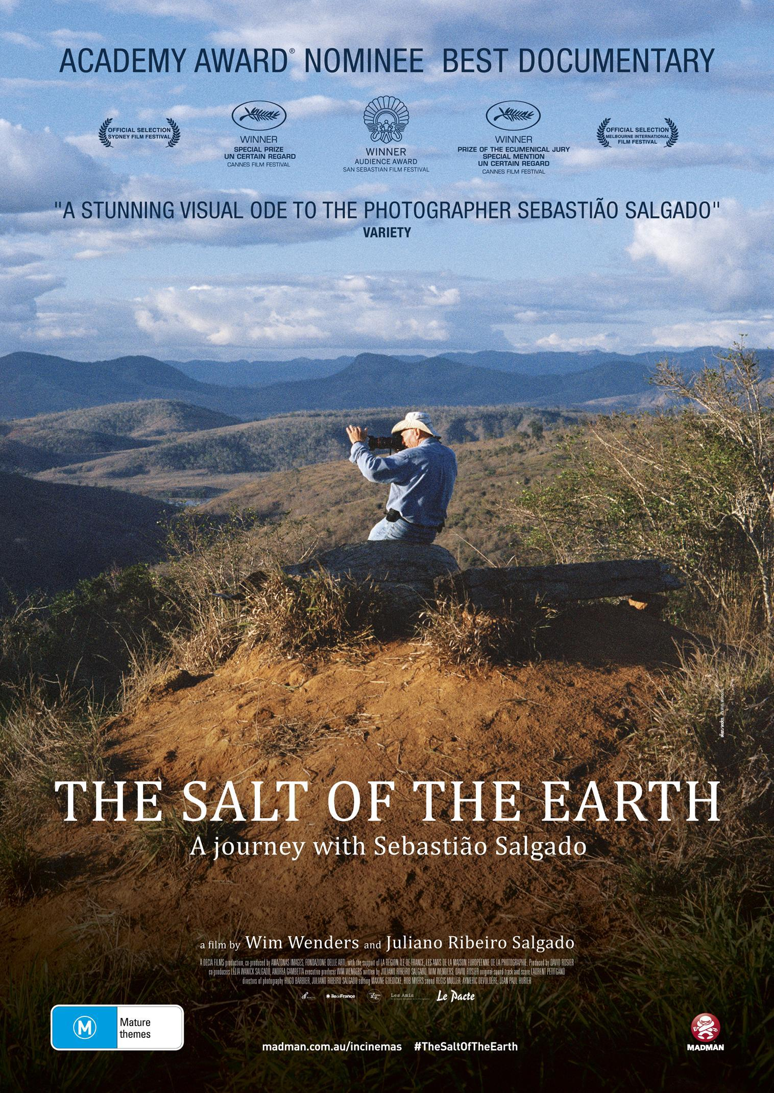 the salt of the earth film review everywhere