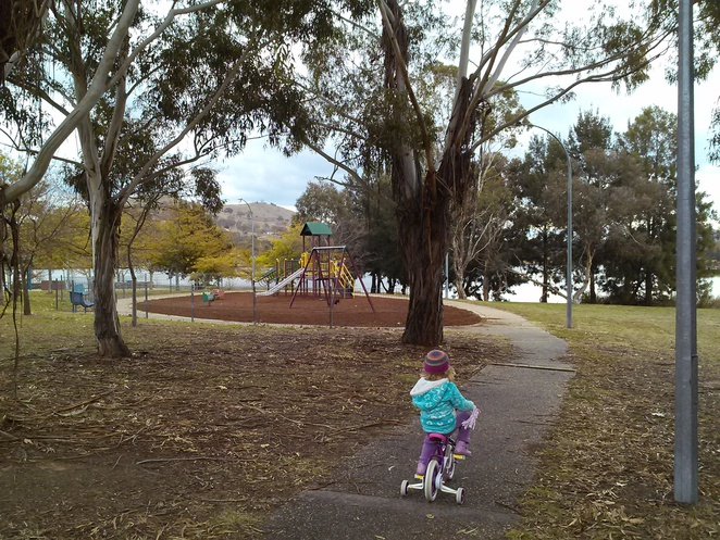 Tuggeranong District park, Canberra