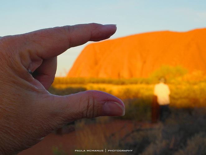 Uluru Ayers Rock sorry rocks