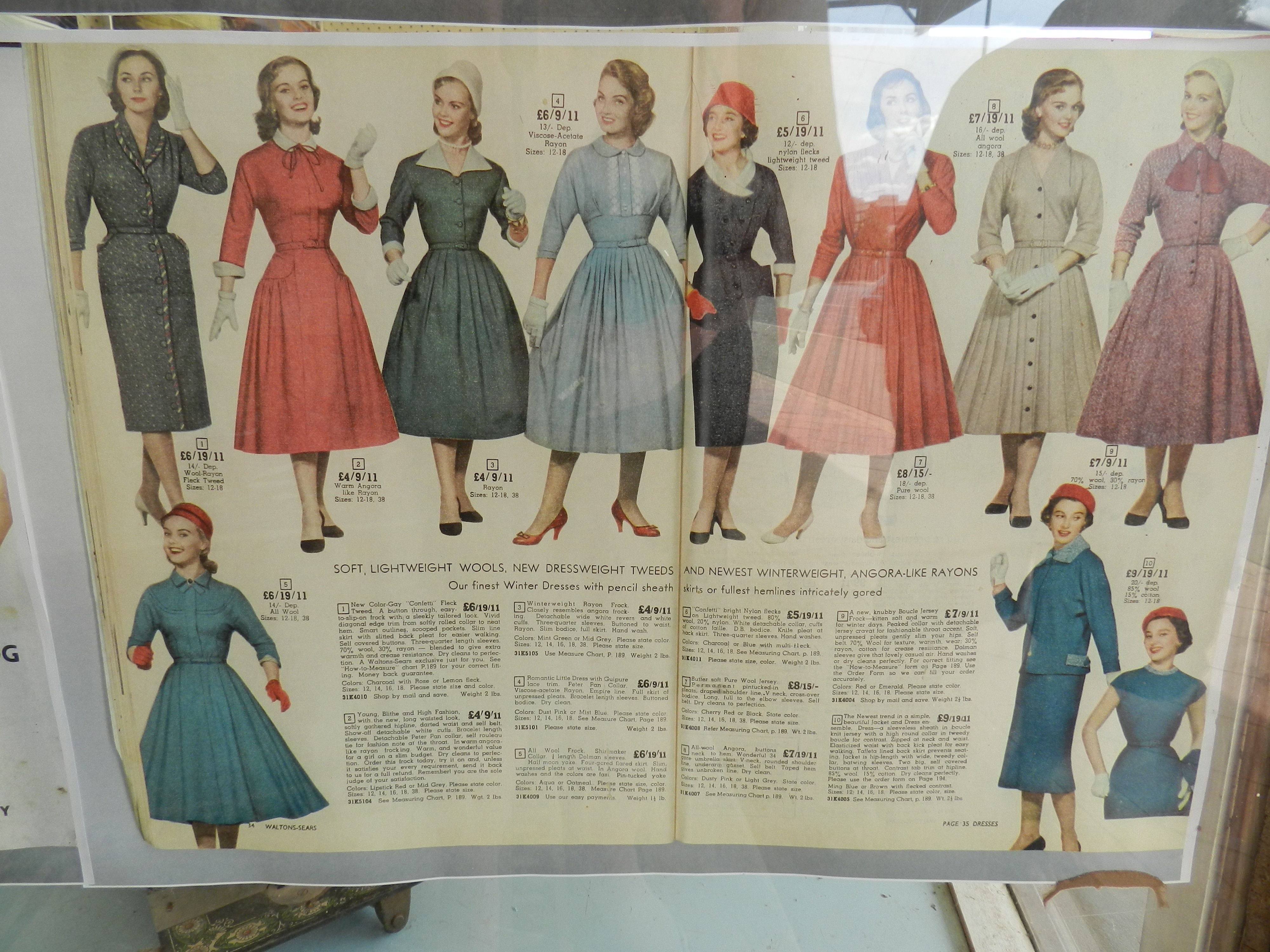 1950s fashion in australia essay Fashion started to emphasize conformity in the way people should look women were sold on a certain body shape that would best fit the latest fashions and that shape was a thin waist with defined hips and a larger but very defined and shapely bust.