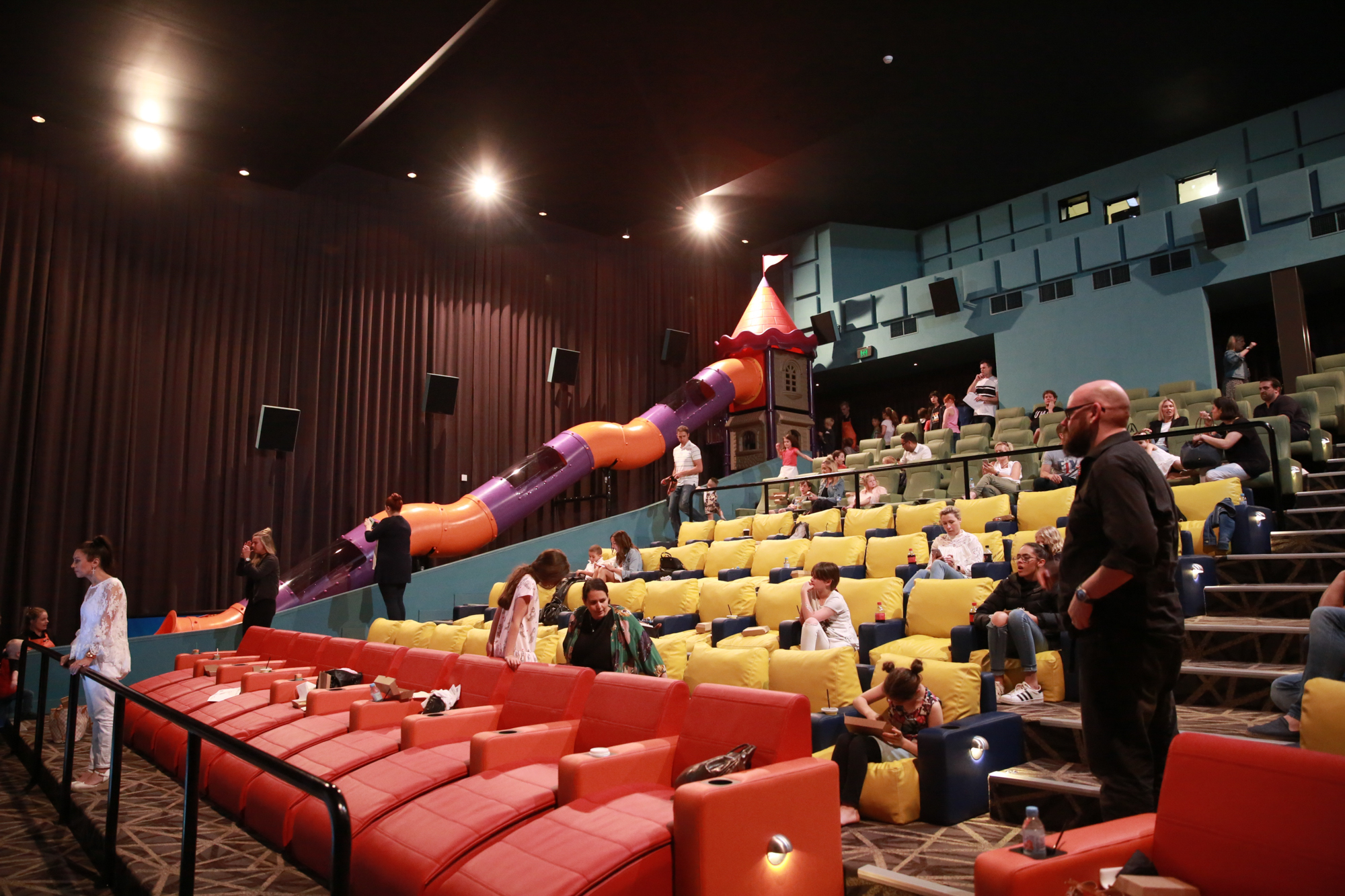 What Movies Are Out In Village Cinemas
