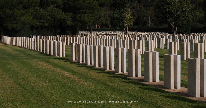 WWI Cemetery, West Terrace, Adelaide