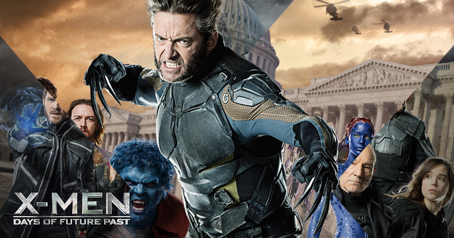 X-Men: Days of Future Past, X-Men, free movie