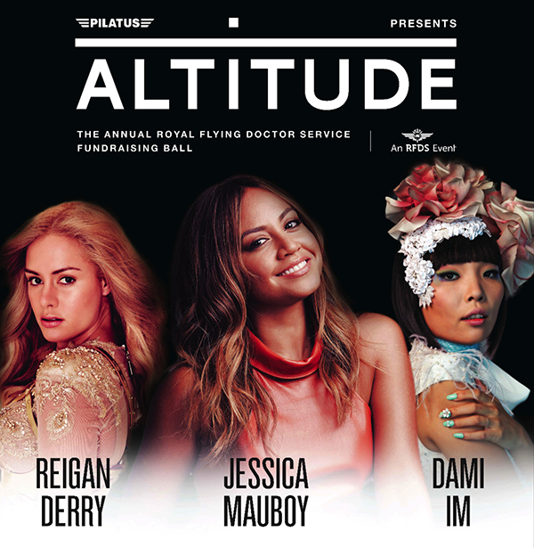Altitude, Royal Flying Doctor Service, Jessica Mauboy, Dami Im, Reigan Derry
